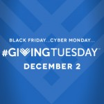 Giving Tuesday Blue